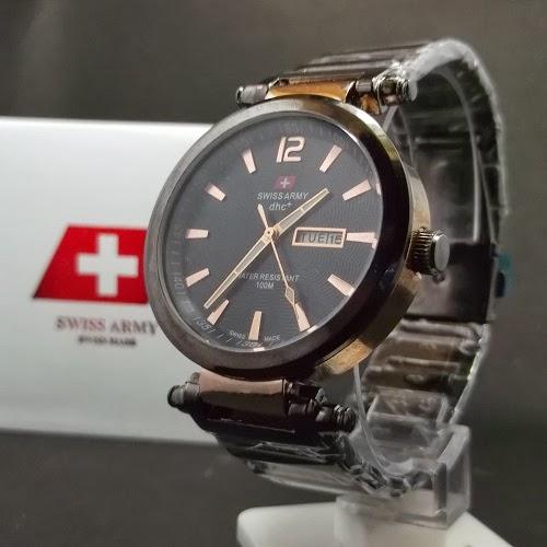 Jam Tangan Swiss Army Dhc 2720