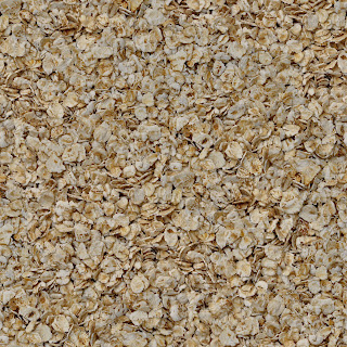 Tileable Oats Texture