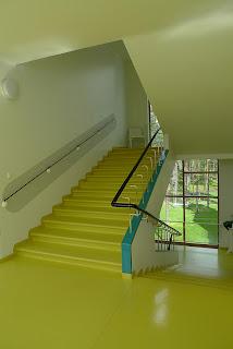 Sanatorio Paimio. Arquitectura. Alvar Aalto