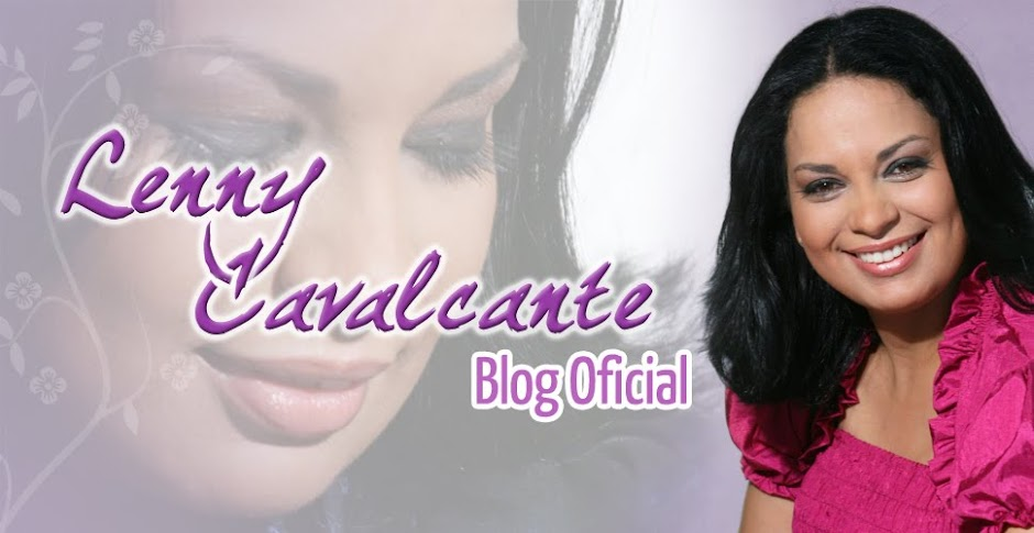 Cantora Lenny Cavalcante