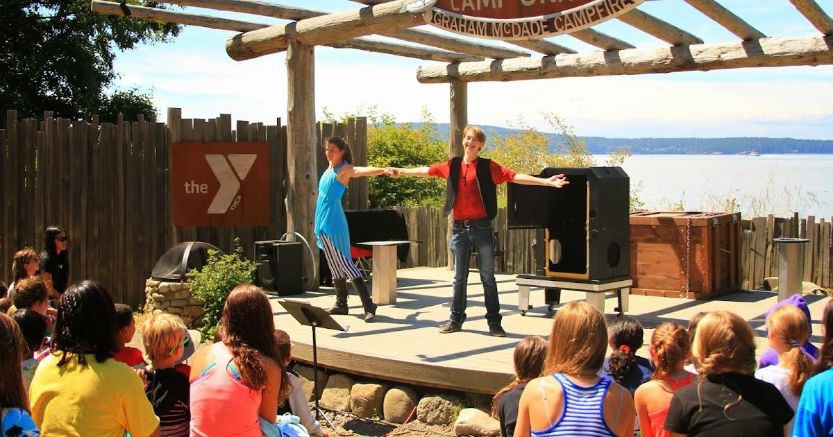 YMCA Camp Orkila: The Blog: Magic at Camp