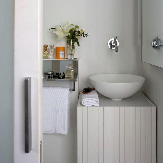 decoracao interiores banheiros pequenos : decoracao interiores banheiros pequenos:Maíra Morem Arquitetura & Interiores: Abril 2012