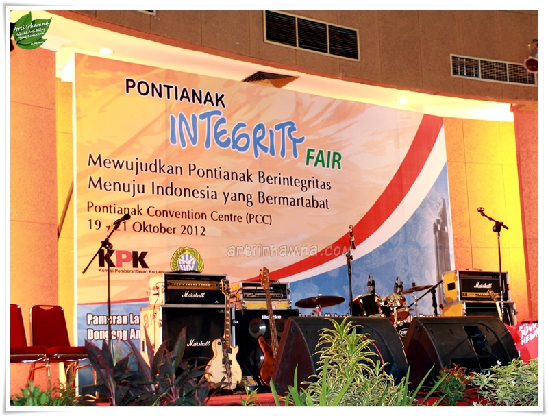 Pontianak Integrity Fair