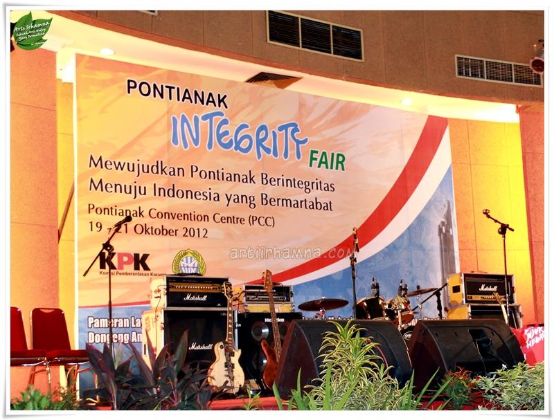 Pontianak Integrity Fair