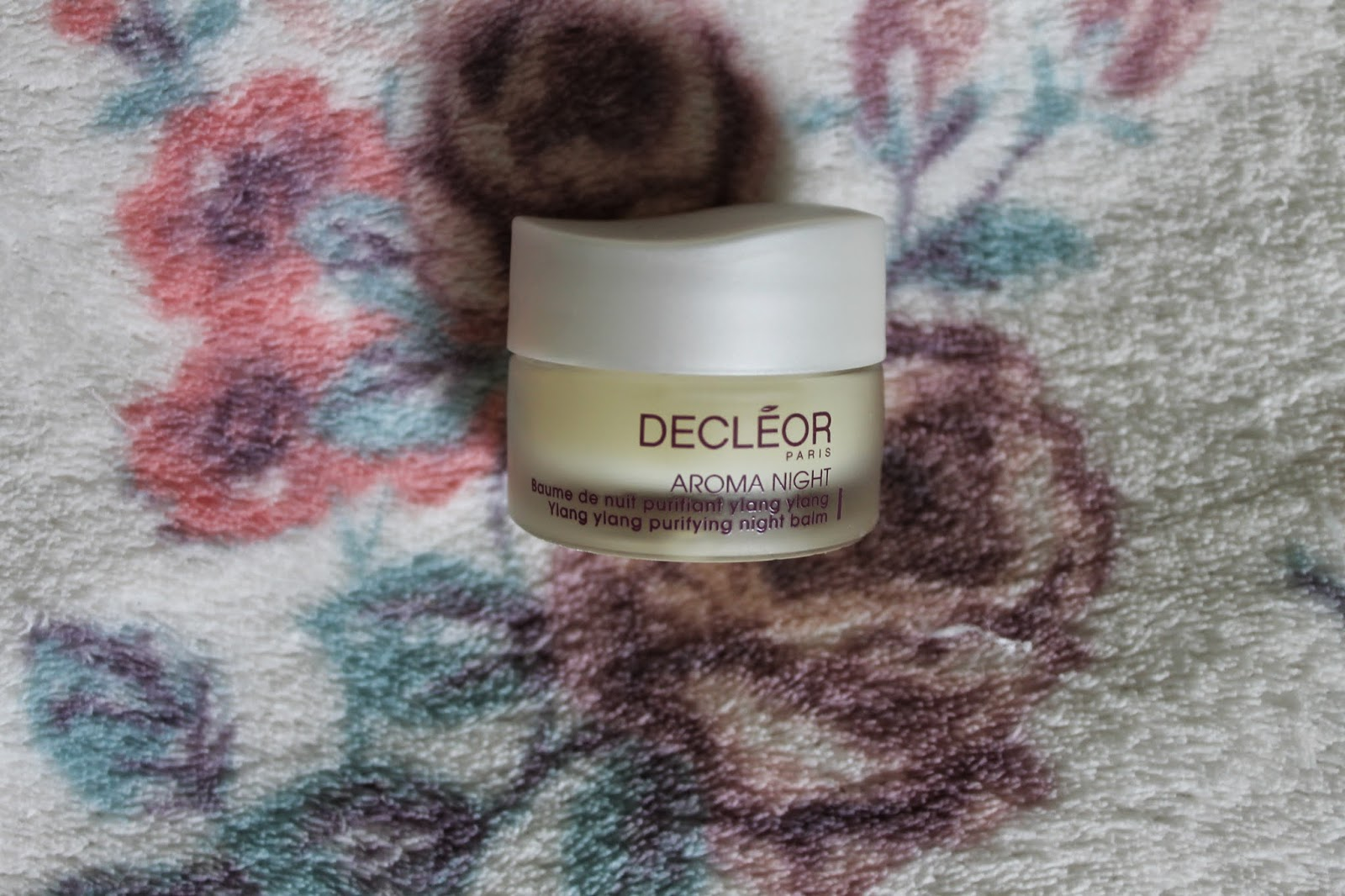 Beauty Pamper Essentials Decleor Ylang Ylang Night Balm