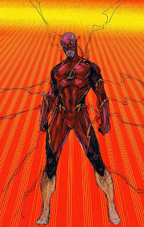 Cover of The Flash #41 from DC Comics
