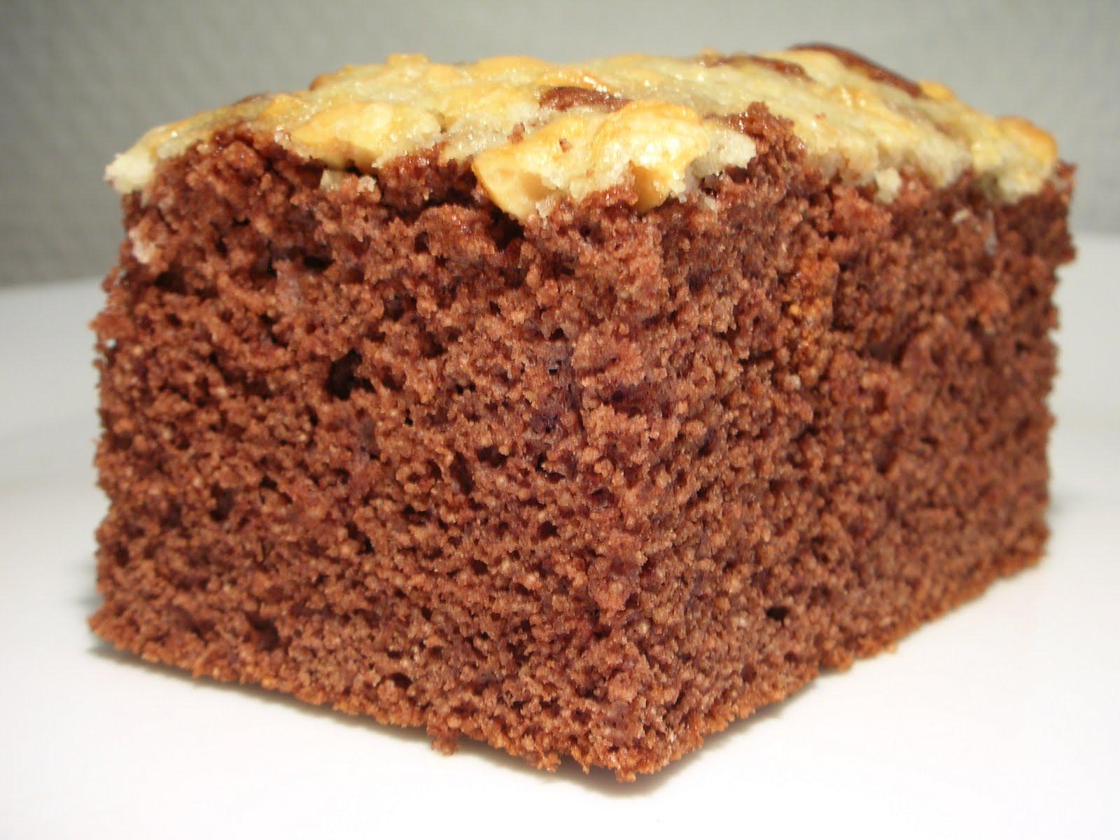 Crumbs Chocolate Cake