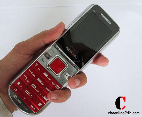 Điện thoại người già số to bàn phím to K60 Bin 1 tháng