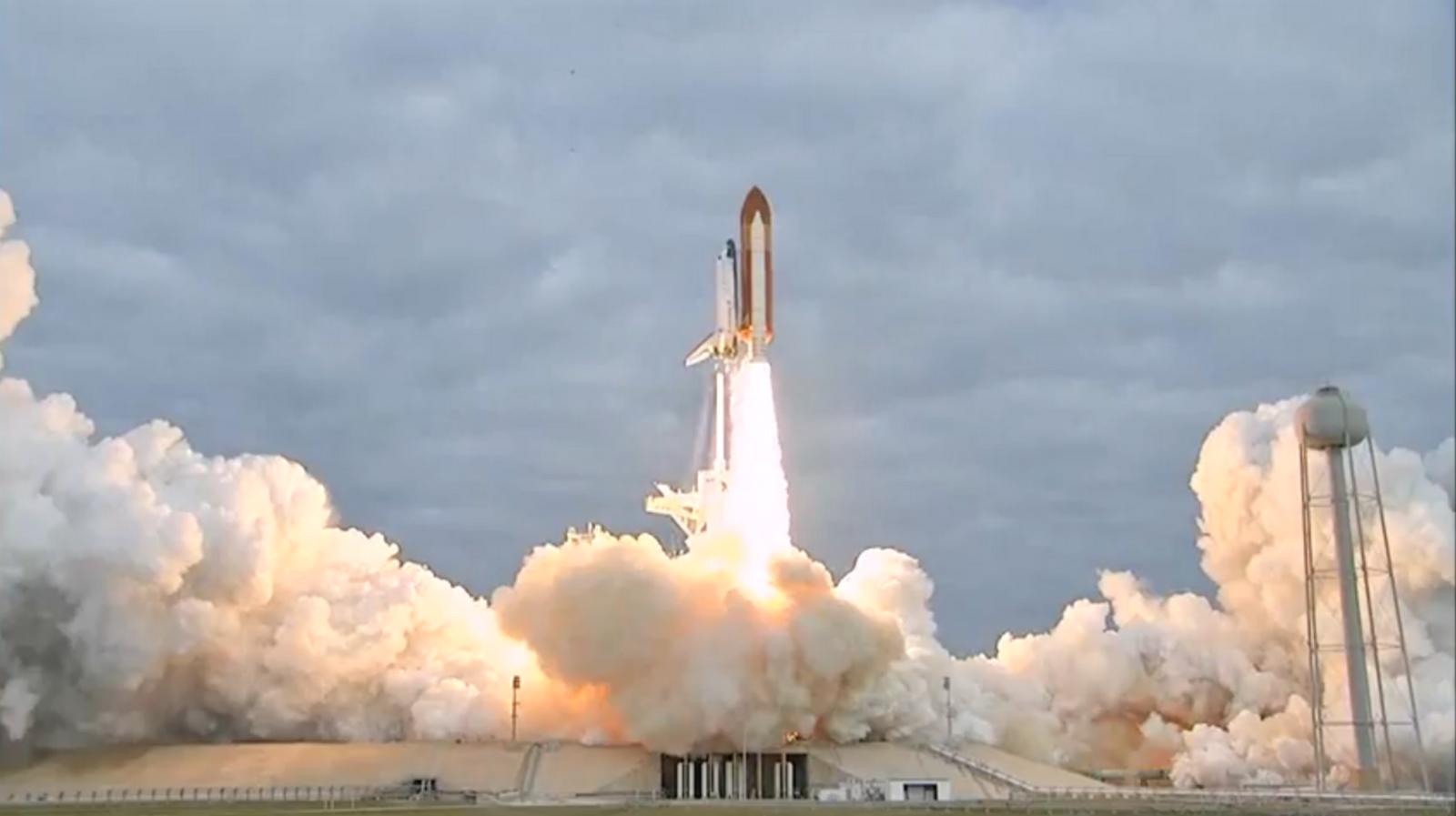 Endeavor Launch Endeavor's Final Launch