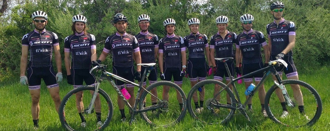 Scott Pro Mountain Bike Team