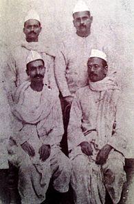 Gandhi @ Champaran