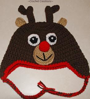 Crochet Spot » Blog Archive » Crochet Pattern: Earflap Cap