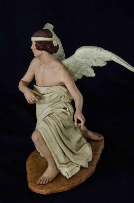 Belén presepe nativity krippe Arturo Serra escultura barro cocido 5