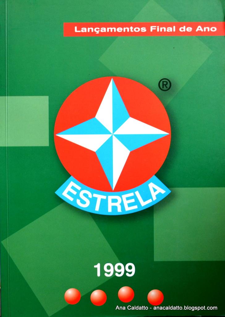 Catalogo de 1999
