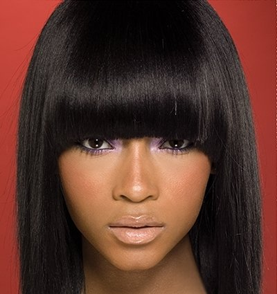 Sew in Bob with Bangs http://www.theabbysworld.com/2012/01/full-head-sew-in-with-side-closure.html