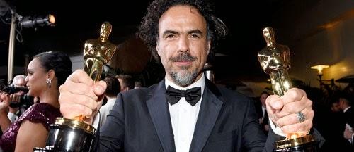 Alejandro Gonzalez Inarritu 2015 Oscar Winner