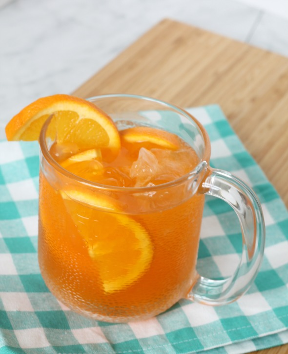 Orange Crush Cocktail Recipe