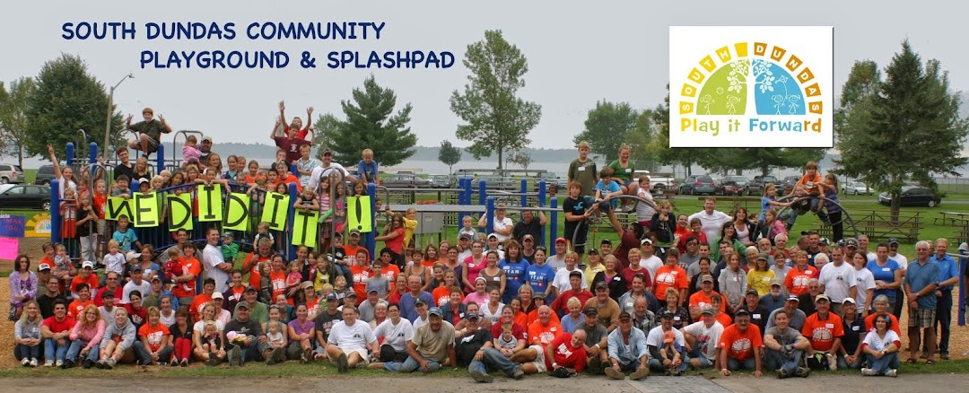 South Dundas Community Playground & Splashpad