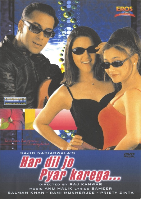 Har Dil Jo Pyar Karega (2000) DvdRip. Subtitle Indonesia
