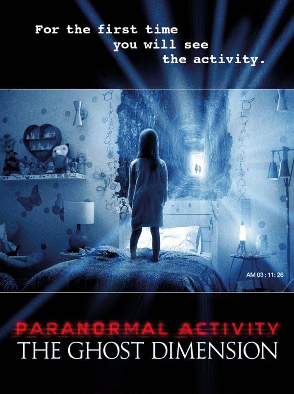 Atividade Paranormal: Dimensão Fantasma Torrent - WEB-DL 1080p Legendado (2015)