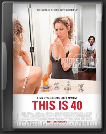This Is 40 (DVDRip Ingles Subtitulada) (2012)