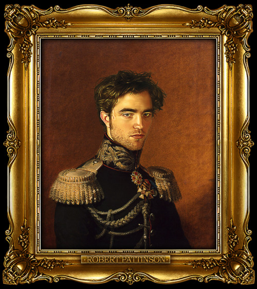 Robert Pattinson - Replaceface