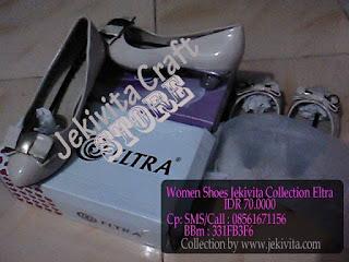 Sepatu Cinderella Cantik Modis Kebumen