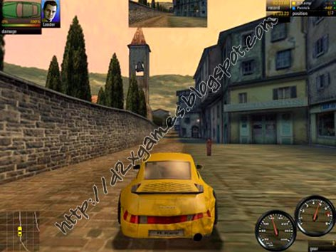Free Download Games - Need For Speed Porsche Unleashed