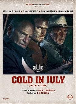 Cold in July en Streaming