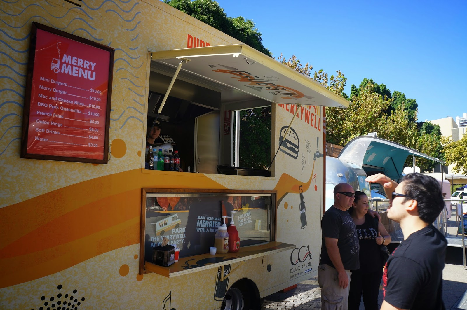 Ministry Of Gluttony Food Truck Rumble Northbridge Western