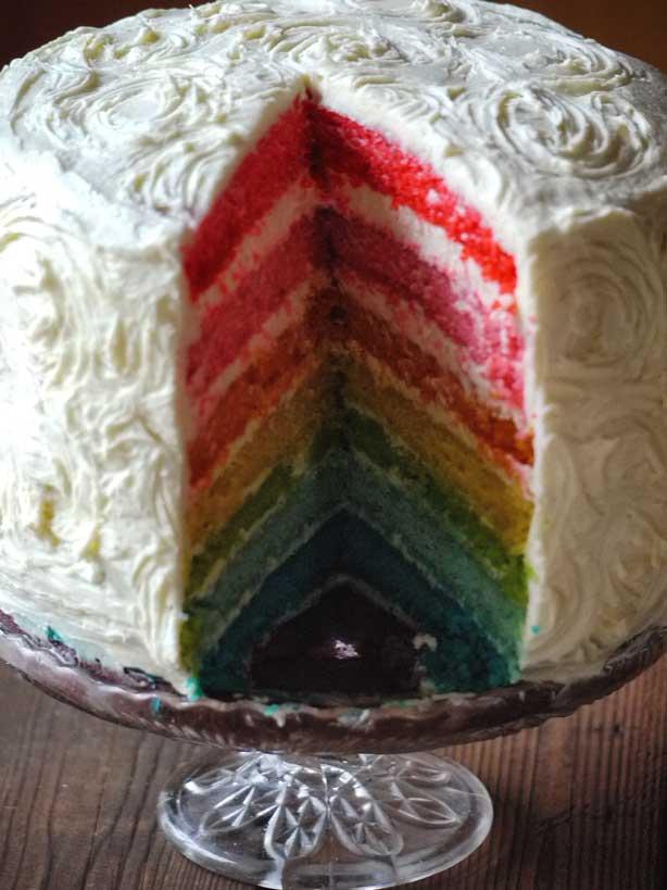 vanlig tårta recept