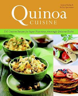 quinoa cuisine - cover