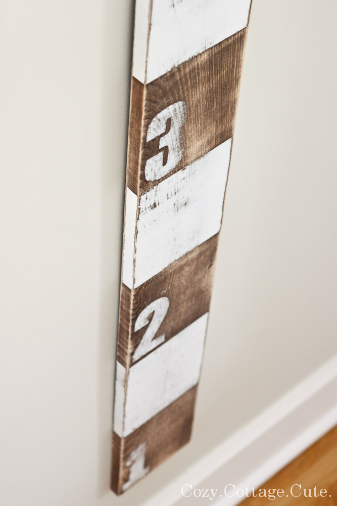 Diy Growth Chart Tutorial By Sarah Haywood New Bob Vila