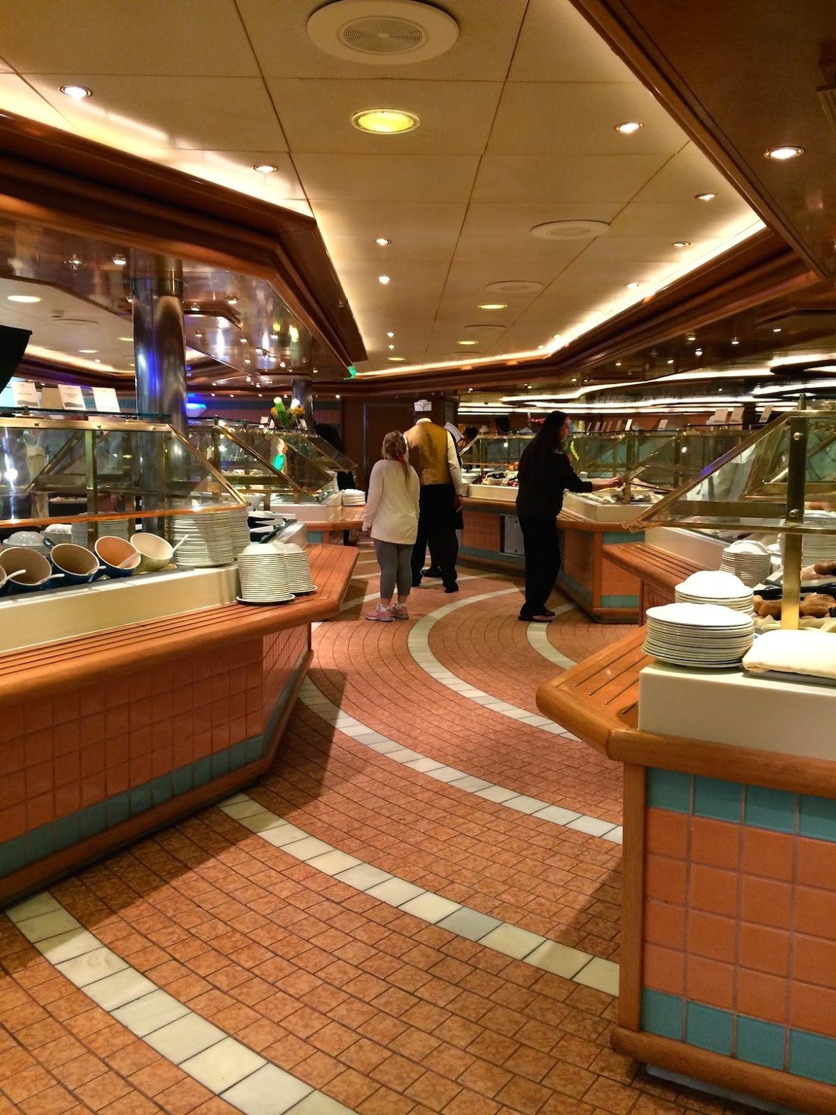 Princess Cruises Breakfast Buffet Any Tots