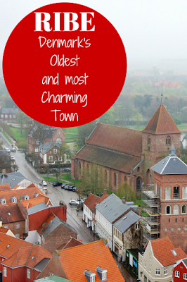 Travel the World: Ribe is Denmark's oldest town and is oozing with charm.