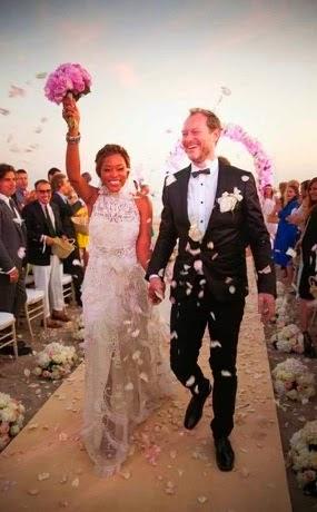 eve's wedding to Maximillion