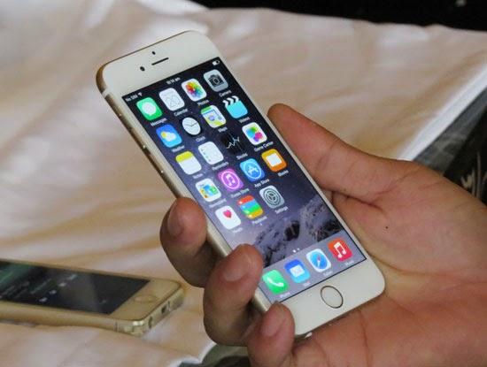 Người Việt Nam sẽ mua được iPhone 6 chính hãng từ ngày 14/11