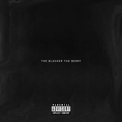 Kendrick Lamar - The Blacker the Berry - Single Cover