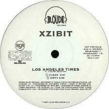 Xzibit – Los Angeles Times (VLS) (1997) (320 kbps)
