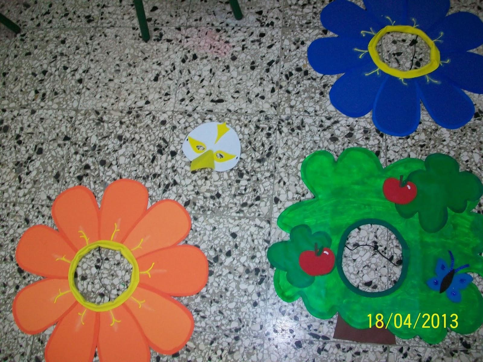 """""""Salvemos nuestra Madre Naturaleza"""" ~ Guía de Educación Infantil"""
