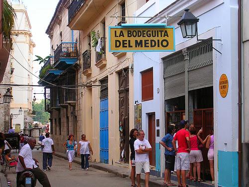 Restaurante La Bodeguita del Medio Habana