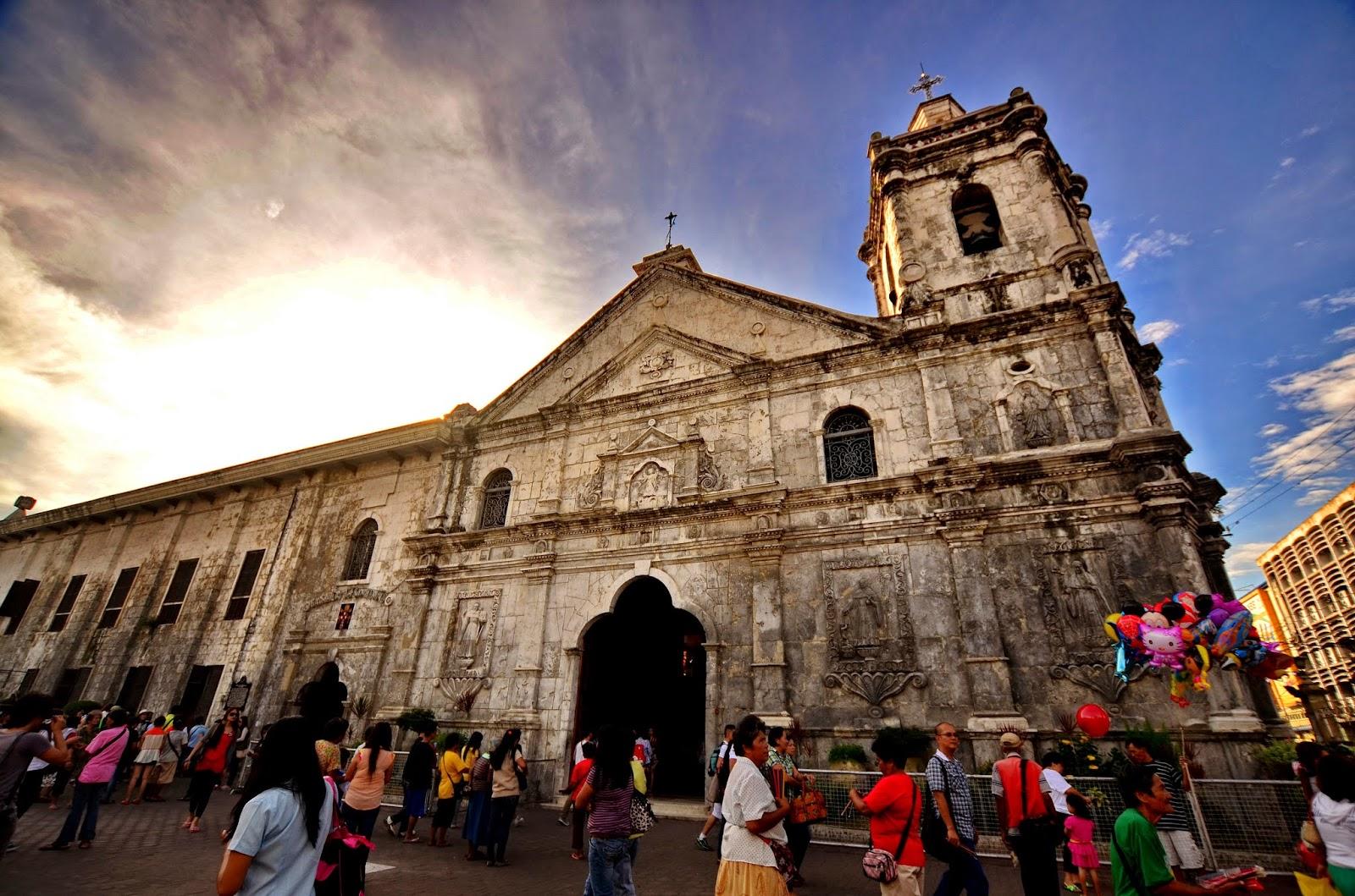 top 7 churches in cebu to visit for visita iglesia cebu s face
