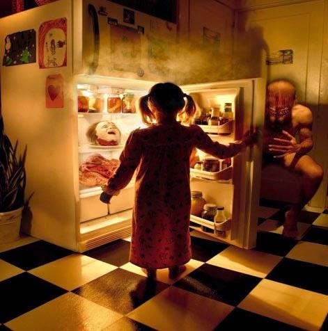 Medos de Infância, Joshua Hoffine