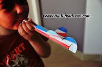 bricolage enfant 14 juillet