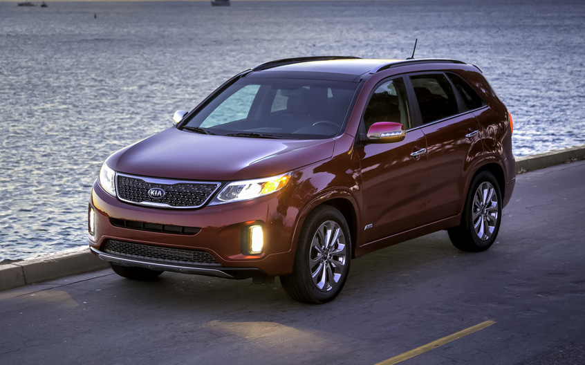 kia sorento 2013 fotos e especifica es oficiais car blog br. Black Bedroom Furniture Sets. Home Design Ideas