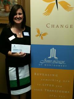 Shelley Herbek Recieves Innovative Teacher Initiative Grant from Junior League 1