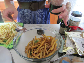Rosemary Fries   Bobbins of Basil