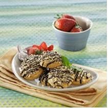 Resep Kue Vanila Glasur Kacang Enak