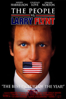 The People Vs. Larry Flynt Cover