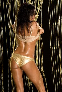 Wwe candice michelle ass